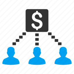 bank clients, banking, business, finance, financial, money, payment icon