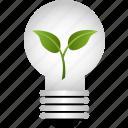 bulb, energy saving, environmental, go green, idea, lightbulb icon