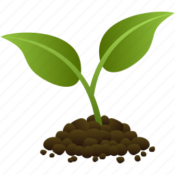 ecology, environmental, green, grow, growth, plant, tree icon