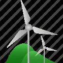 ecology, environmental, power, power source, renewable, windmill