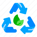 arrow, garbage, recycle, reuse, waste, zero