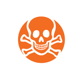 chemical, collection, hazardous material, household waste, toxic icon