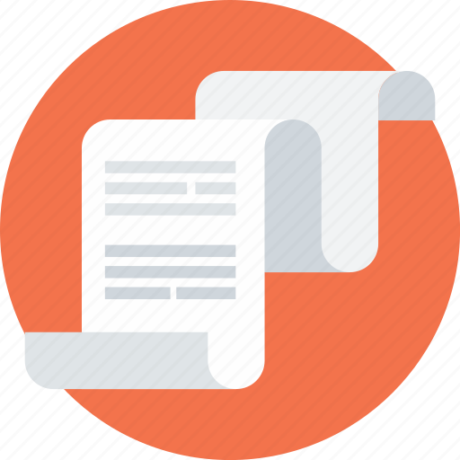 Analitycs, data analytics, description, paper, presentation, text icon - Download on Iconfinder