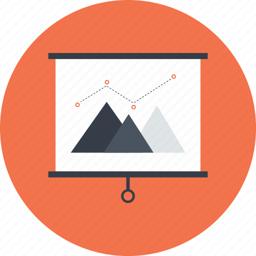 Analytics, chart, presentation, profits, statistics, stats icon - Download on Iconfinder