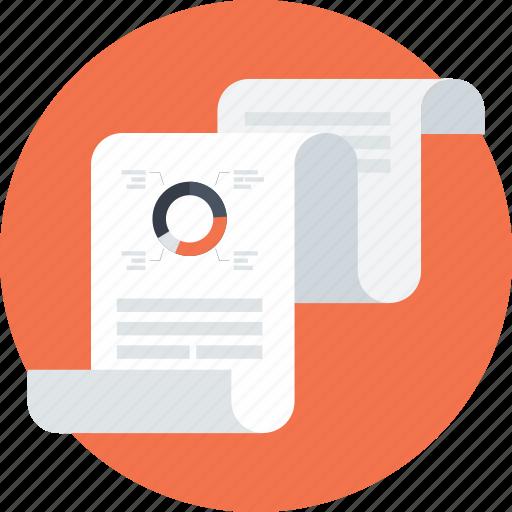 Analysis, analytics, chart, data analytics, pie graphic, text icon - Download on Iconfinder