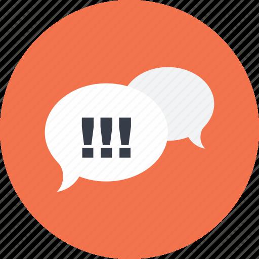 Chat, communication, conversation, description, online, speech bubble icon - Download on Iconfinder