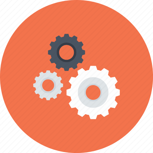 Cogwheel, configuration, gear, seo, settings icon - Download on Iconfinder