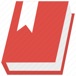 book, bookmark, education, learn, learning, text icon