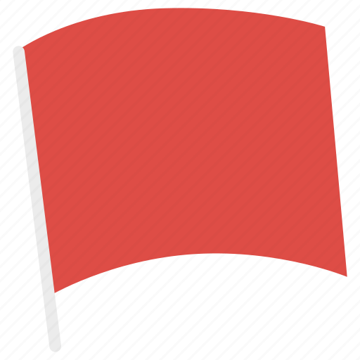 flag, flags, red flag icon