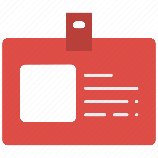 card, id, identification icon