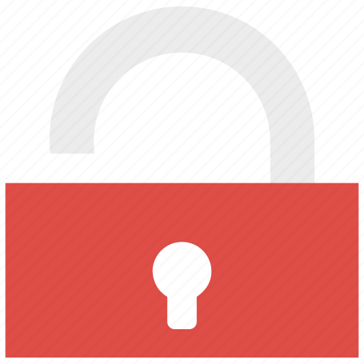 access, key, password, protection, security, unlock icon