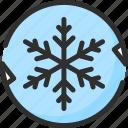 cold, fridge, refrigerator, snow, snowflake