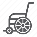 chair, disable, disabled, hospital, medical, orthopedic, wheelchair