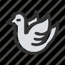 bird, christian, dove, holy, peace, relicons, spirit icon
