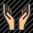 hands, islamic, pray, ramadan, relicons, religion, worship icon