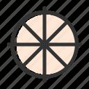 bhuddist, dharma, relicons, religion, religious, wheel icon