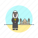 building, islamic, itikaaf, mosque, muslim, religion icon