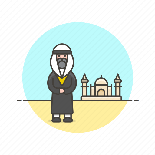 building, islamic, itikaaf, mosque, muslim, religion icon