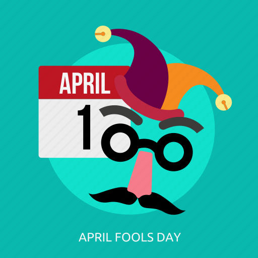 april fools day, celebration, day, funny, illustration, jester, joker icon