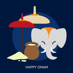ceremony, culture, happy onam, holiday, india, onam, religion icon