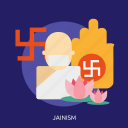 culture, god, jainism, religion icon