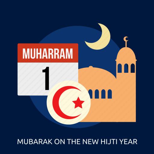 eid, islam, kareem, mubarak, muslim, religion icon