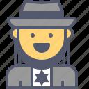 amish, beard, jew, star icon