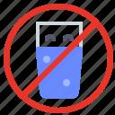 alcohol, drinks, fasting, forbidden, liquid, water