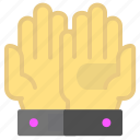 begging, request, worship icon