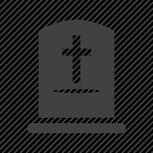 catholic, grave, pray, religion icon