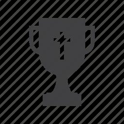 cup, religion, religious, trophy icon