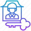 charge, fee, housing, money, payments icon