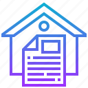 agreement, duration, period, rental, time icon