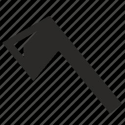ax, axe, hatchet, instrument, wood icon