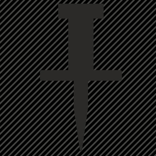 instrument, office, paper, picker icon