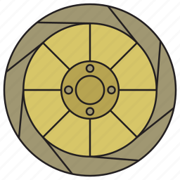 car wheel, repair, service, tool, transport, truck, wheel icon