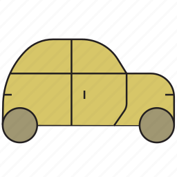 auto, automobile, delivery, shipping, transport, travel, vehicle icon