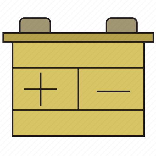 accumulator, battery, car battery, charge, charging, electricity, energy icon