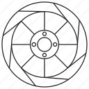 car wheel, repair, service, truck, wheel icon
