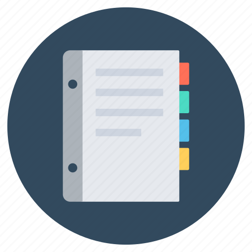 Diary, memo book, notebook, notepad, notes icon - Download on Iconfinder