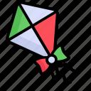 kite, fly, flying, air, play, enjoy