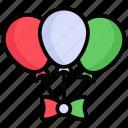 balloon, party, celebration, decoration, holiday