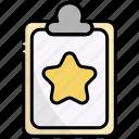 reputation, quality, ranking, rating, feedback, favorite