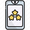 rating, feedback, review, star, like