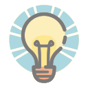 idea, bulb, light, creative, hypothesis, creativity, innovation