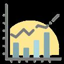 graph, chart, analytics, statistics, increase, diagram, data