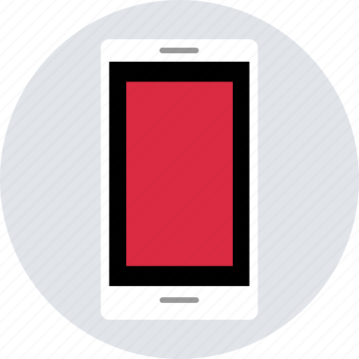 device full grid layout mobile page icon