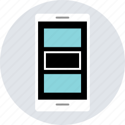 design, device, layout, mobile, phone, responsive icon