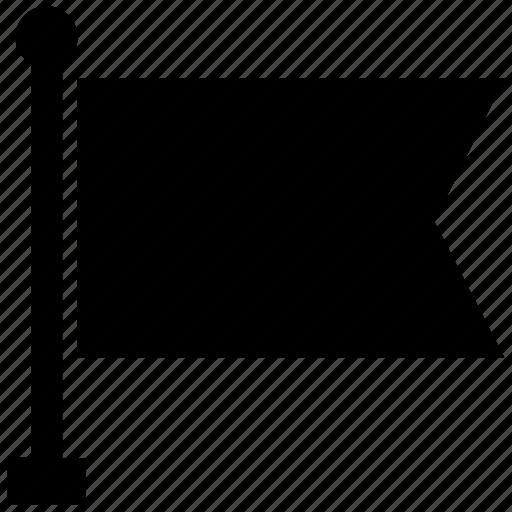Banner, flag, label, racing flag, sports flag icon - Download on Iconfinder