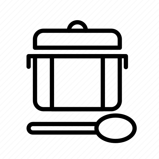 boil, drink, food, meal, pot icon